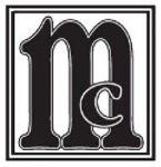 Simple m and c of McCall Appraisal's logo